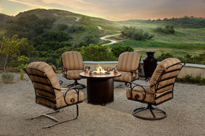 Patio Shop - Fireplace Center | Patio Furniture | O.W.Lee Patio Furniture | O.W.Lee Siena Patio Collection