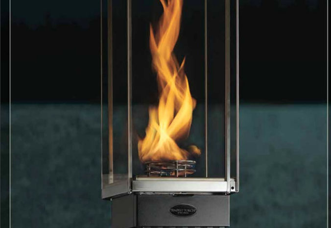 Patio Shop - Fireplace Center | Patio Accessories | Torches | Fireplace Xtrordinair Tempest Torch