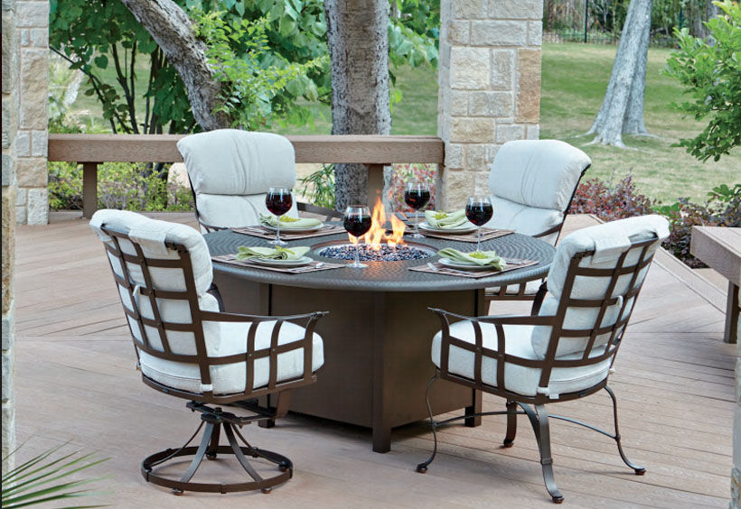 Patio Shop - Fireplace Center | Patio Accessories | Firepits | Woodard Firepits