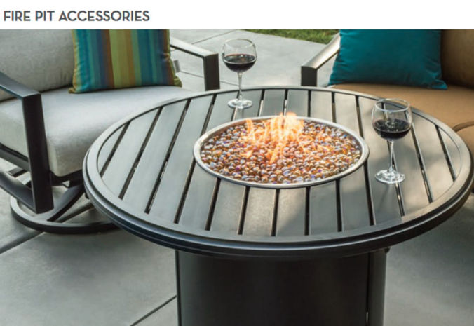 Patio Shop - Fireplace Center | Patio Accessories | Firepits | Tropitone Firepits