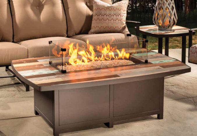 Patio Shop - Fireplace Center | Patio Accessories | Firepits | O.W.Lee Casual Fireside