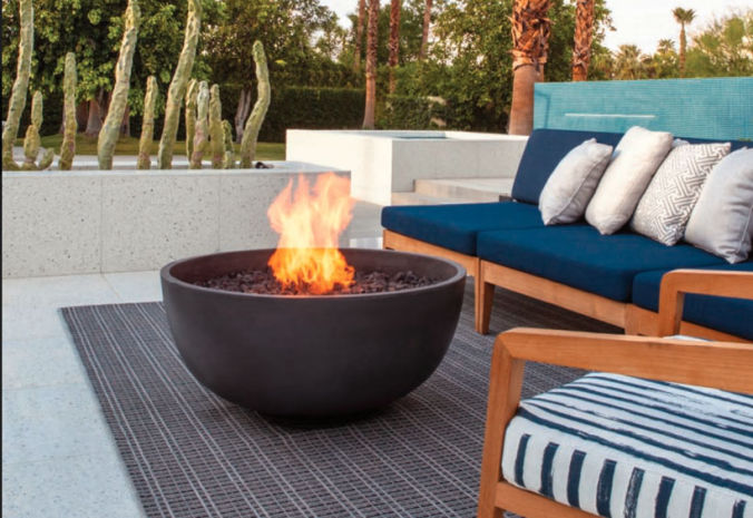 Patio Shop - Fireplace Center | Patio Accessories | Firepits | Brown Jordan Firepits & Fire Table Collections