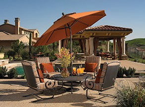 Patio Shop - Fireplace Center | Patio Furniture | O.W.Lee Patio Furniture | O.W.Lee Firepit Options