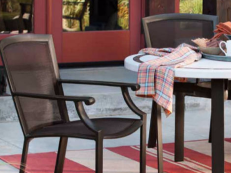 Patio Shop - Fireplace Center | Patio Furniture | Brown Jordan Patio Accessory Collections