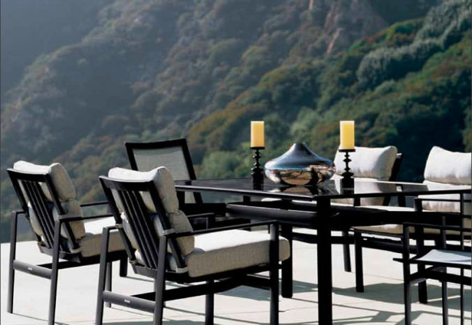 Patio Shop - Fireplace Center | Patio Furniture | Brown Jordan Patio Table Collections | Parkway