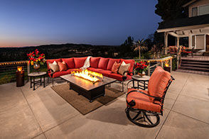 Patio Shop - Fireplace Center | Patio Furniture | O.W.Lee Patio Furniture | O.W.Lee Classico-W Patio Collection