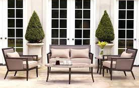 Patio Shop - Fireplace Center | Patio Furniture | Jordan Brown Patio Furniture | Cushion Seating Collection