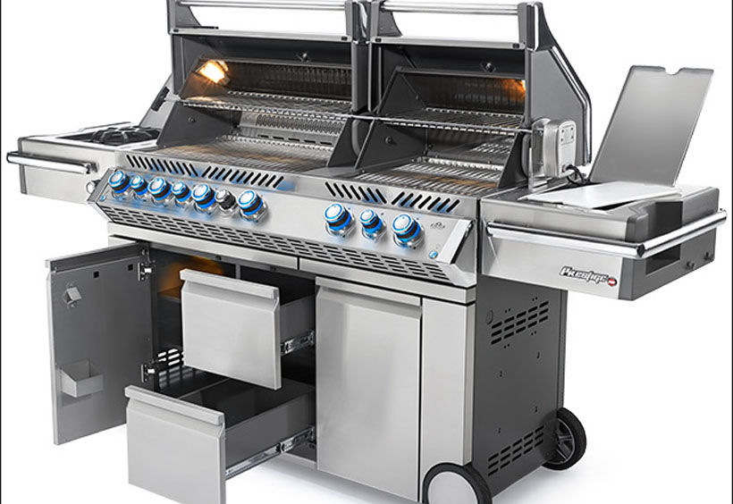 Patio Shop - Fireplace Center | Gas Grills | Napoleon Grills