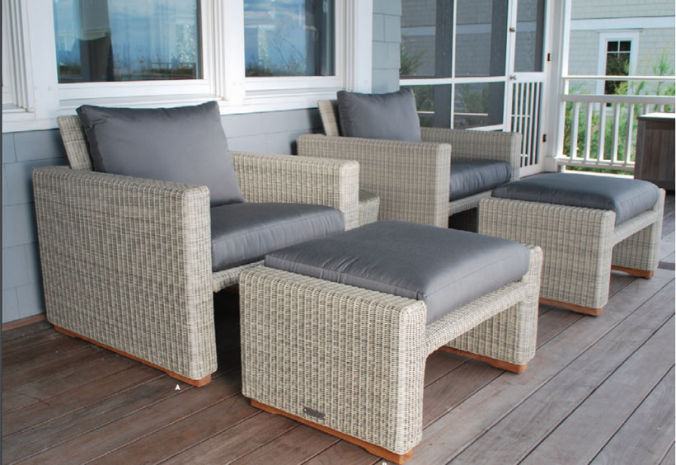 Patio Shop - Fireplace Center | Patio Furniture | Kingsley-Bate Patio Furniture | Seating Options Westport Lounge