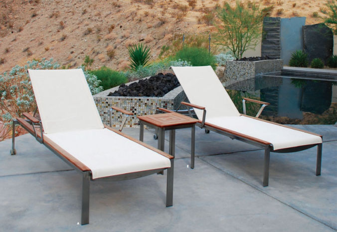 Patio Shop - Fireplace Center | Patio Furniture | Kingsley-Bate Patio Furniture | Seating Options Tivoli Chaise