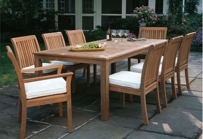 Patio Shop - Fireplace Center | Patio Furniture | Kingsley-Bate Patio Furniture | Seating Options Teak Collection
