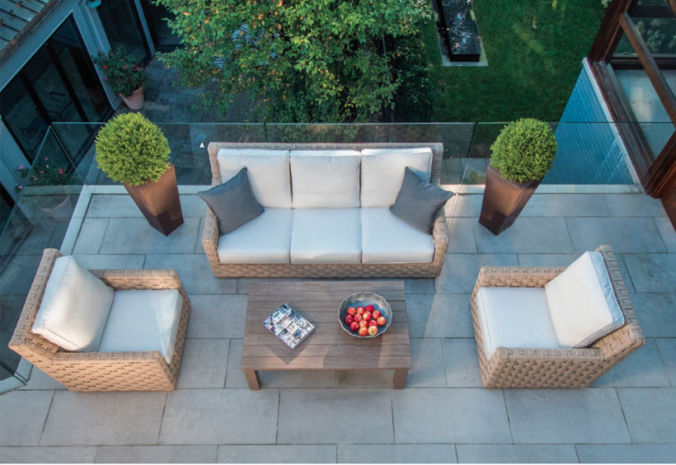 Patio Shop - Fireplace Center | Patio Furniture | Kingsley-Bate Patio Furniture | Seating Options St. Barts Deep