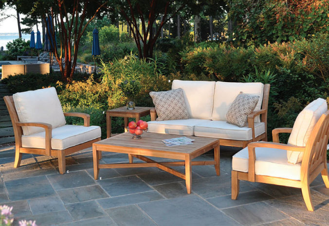 Patio Shop - Fireplace Center | Patio Furniture | Kingsley-Bate Patio Furniture | Seating Options Somerset