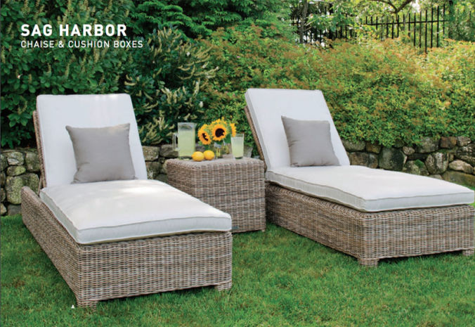 Patio Shop - Fireplace Center | Patio Furniture | Kingsley-Bate Patio Furniture | Seating Options Sag Harbor Cushion