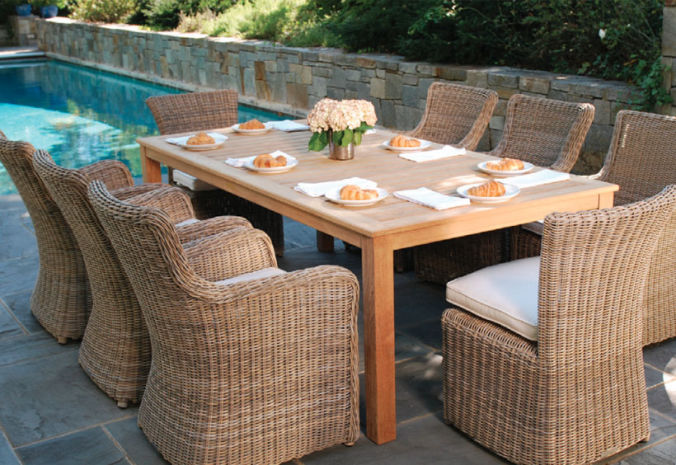 Patio Shop - Fireplace Center | Patio Furniture | Kingsley-Bate Patio Furniture | Seating Options Sag Harbor Chairs