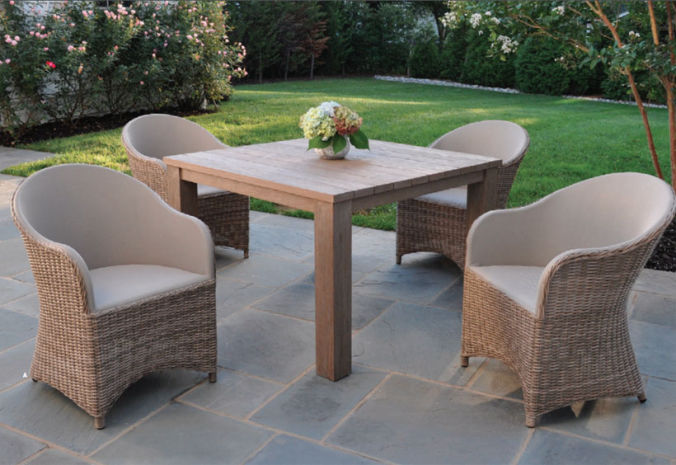 Patio Shop - Fireplace Center | Patio Furniture | Kingsley-Bate Patio Furniture | Seating Options Milano
