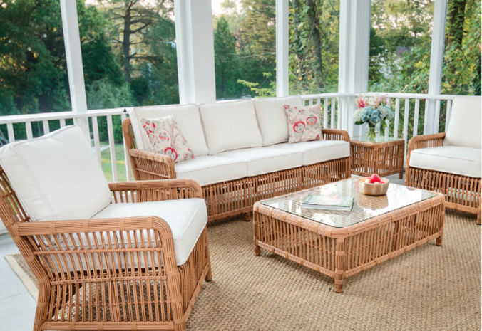 Patio Shop - Fireplace Center | Patio Furniture | Kingsley-Bate Patio Furniture | Seating Options Havana