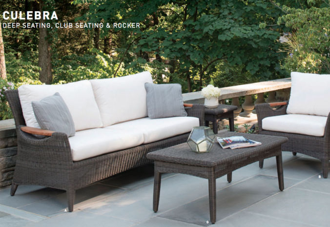Patio Shop - Fireplace Center | Patio Furniture | Kingsley-Bate Patio Furniture | Seating Options Culebra Deep