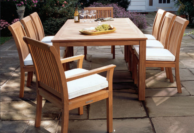Patio Shop - Fireplace Center | Patio Furniture | Kingsley-Bate Patio Furniture | Seating Options Chelsea Chairs & Bench