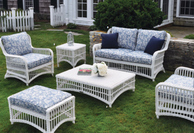 Patio Shop - Fireplace Center | Patio Furniture | Kingsley-Bate Patio Furniture | Seating Options Chatham