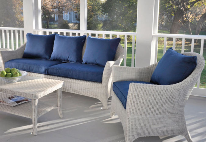 Patio Shop - Fireplace Center | Patio Furniture | Kingsley-Bate Patio Furniture | Seating Options Cap Cod Deep