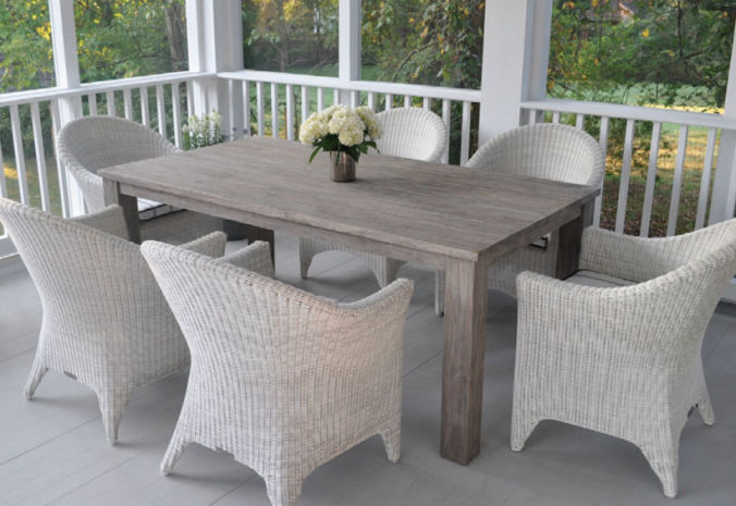 Patio Shop - Fireplace Center | Patio Furniture | Kingsley-Bate Patio Furniture | Seating Options Cap Cod Chairs