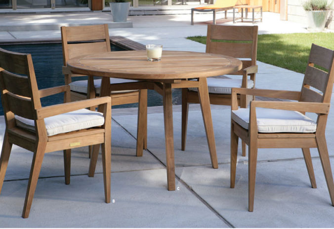 Patio Shop - Fireplace Center | Patio Furniture | Kingsley-Bate Patio Furniture | Seating Options