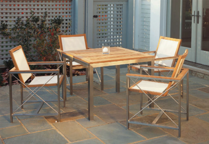 Patio Shop - Fireplace Center | Patio Furniture | Kingsley-Bate Patio Furniture | Dining Sets Ibiza