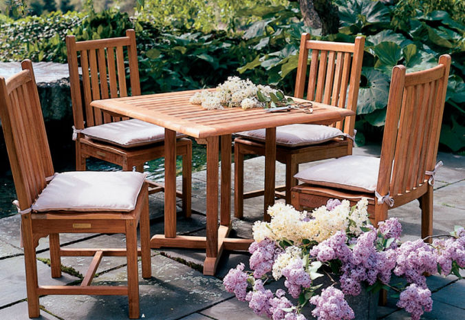 Patio Shop - Fireplace Center | Patio Furniture | Kingsley-Bate Patio Furniture | Dining Sets Classic