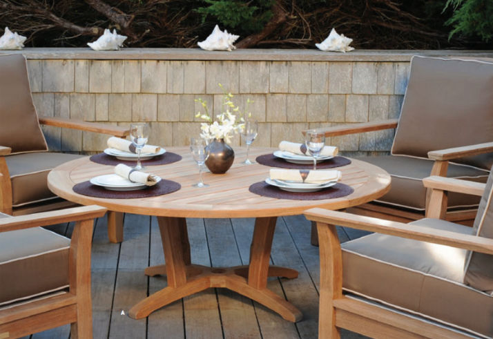 Patio Shop - Fireplace Center | Patio Furniture | Kingsley-Bate Patio Furniture | Dining Options