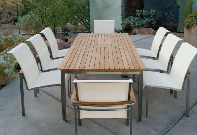 Patio Shop - Fireplace Center | Patio Furniture | Kingsley-Bate Patio Furniture | Tables