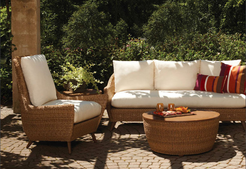 Patio Shop - Fireplace Center | Patio Furniture | Lloyd Flanders Patio Furniture | Seating Collections Tobago