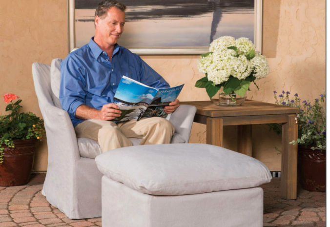 Patio Shop - Fireplace Center | Patio Furniture | Lloyd Flanders Patio Furniture | Seating Collections Sea Island