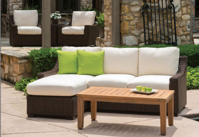 Patio Shop - Fireplace Center | Patio Furniture | Lloyd Flanders Patio Furniture | Seating Collections Mesa