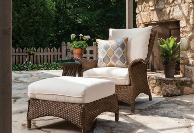 Patio Shop - Fireplace Center | Patio Furniture | Lloyd Flanders Patio Furniture | Seating Collections Mandalay