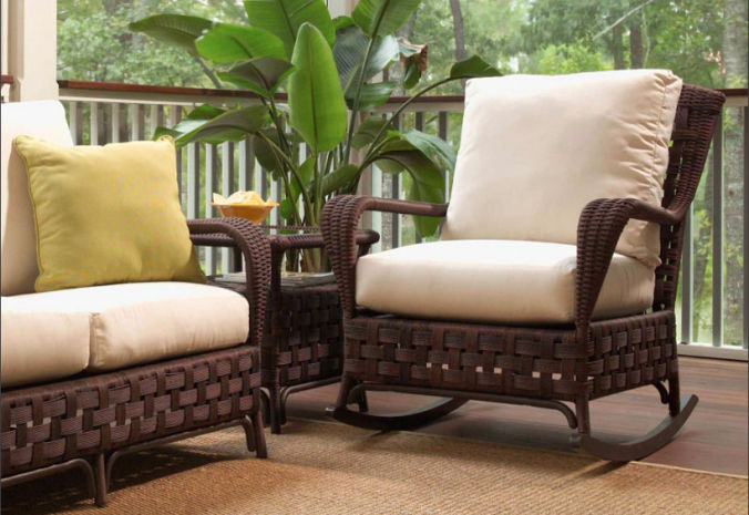 Patio Shop - Fireplace Center | Patio Furniture | Lloyd Flanders Patio Furniture | Seating Collections Haven