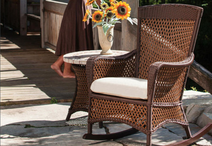 Patio Shop - Fireplace Center | Patio Furniture | Lloyd Flanders Patio Furniture | Seating Collections Grand Traverse