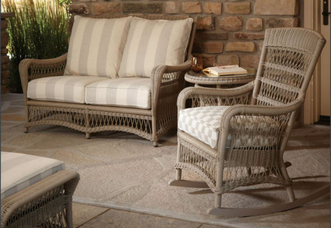 Patio Shop - Fireplace Center | Patio Furniture | Lloyd Flanders Patio Furniture | Seating Collections Fairhope
