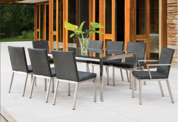 Patio Shop - Fireplace Center | Patio Furniture | Lloyd Flanders Patio Furniture | Seating Collections Elements
