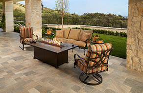 Patio Shop - Fireplace Center | Patio Furniture | O.W.Lee Patio Furniture | O.W.Lee Marquette Patio Collection