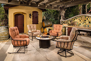Patio Shop - Fireplace Center | Patio Furniture | O.W.Lee Patio Furniture | O.W.Lee Monterra Patio Collection