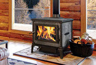 Patio Shop - Fireplace Center | Fireplaces | Hearthstone Mansfield Soapstone Wood Stove