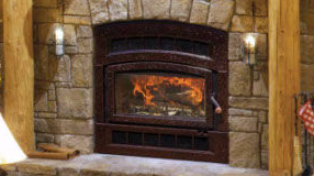Patio Shop - Fireplace Center | Hearthstone Fireplaces | Montgomery Wood Burning Stove