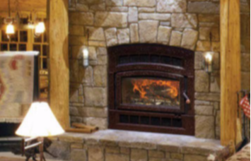 Patio Shop - Fireplace Center | Fireplaces | Hearthstone Montgomery Wood Burning Fireplace
