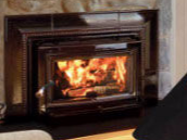 Patio Shop - Fireplace Center | Fireplaces | Hearthstone Clydesdale Wood Burning Insert