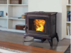 Patio Shop - Fireplace Center | Fireplaces | Hearthstone Heritage Pellet Stove