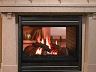 Patio Shop - Fireplace Center | Fireplaces | Heat n' Glo Fireplaces| ST-36 Direct Vent Gas Fireplace