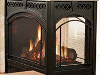 Patio Shop - Fireplace Center | Fireplaces | Heat n' Glo Fireplaces| Pier Direct Vent Gas Fireplace