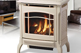 Patio Shop - Fireplace Center | Fireplaces | Hearthstone Stowe Gas Stove
