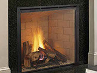 Patio Shop - Fireplace Center | Fireplaces | Heatilator Heirloom Direct Vent Gas Fireplace